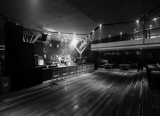 UniBar Main Room UOW Wollongong